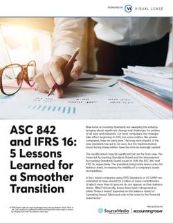 ASC 842 & IFRS 16 WP