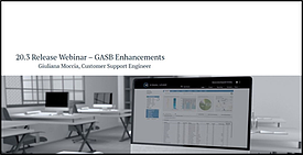 GASB-training